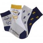 photo In extenso lot de 4 paires de chaussettes garçon