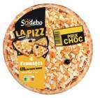 photo La Pizz Sodebo