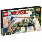 lego ninjago movie 70612 - le dragon dacier de lloyd