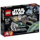 lego star wars 75168 - yodas jedi starfighter