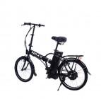 photo NOXX Vélo électrique EDGE VAE Noir
