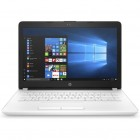 ordinateur portable hp notebook 14-bs006nf blanc
