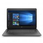 ordinateur portable hpackard 17-ab300nf noir