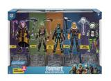 pack collector 5 figurines accessoires