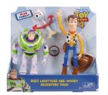 photo Pack de 3 figurines Toy Story 4 Mattel
