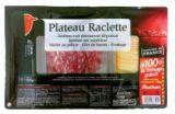 plateau raclette fromages et charcuteries auchan