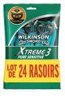 photo Rasoirs jetables Xtreme 3 Wilkinson