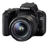 reflex canon eos 200d 18-55mm iii dc