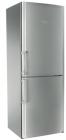 refrigerateur combine hotpoint enblh 19221fw inox