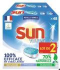tablette lave vaisselle tout en un sun