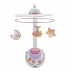 mobile double projection first dream rose chicco