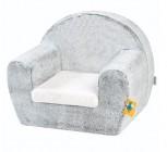 nattou timtiloo sofa avec son petit coussin gris