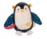 pingouin musique les nanouks bleu/gris/noir galipette