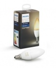 ampoule connectee philips hue white ambiance flamme e14