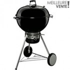 barbecue charbon weber master touch gbs 57cm black