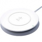 chargeur induction belkin pad induction pour iphone blanc q