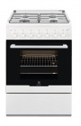 cuisiniere mixte electrolux ekg61102ow