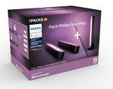 Lampe connectée Philips Pack exclu Hue play noir x3