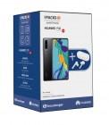 smartphone huawei pack p30 noir freebuds lite
