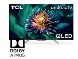 tv qled tcl 55c715 android tv