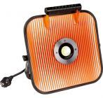 projecteur de chantier plat 80w 5600 lumens bluetooth avec p