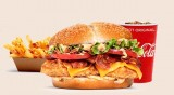 1 menu king size achete 1 burger supplementaire a 1