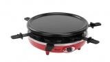 aya raclette gril racl6 rouge