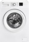 beko lave-linge hublot uwm7012tr blanc