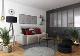 canapeacute 3 places 2 relax eacutelectriques evogg cuir et croucircte taupe gris
