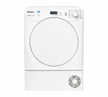 photo CANDY Sèche-linge frontal CSC9LF-S Hublot XXL Blanc