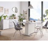 chaise eris blanc