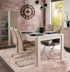 chaise izzy taupe