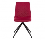 chaise meryl rouge