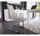 chaise vanessa gris