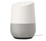 google enceinte intelligente home blanc