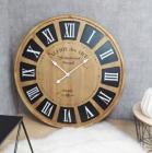 horloge d80 cm galerie naturel