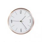 horloge oslash 29 cm aly rose