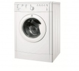 photo INDESIT Sèche-linge hublot IDVA835 Anti Twist Blanc