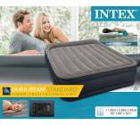 intex matelas gonflable 2 places deluxe 2 new fibertech