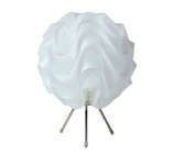 lampe agrave poser wave blanc