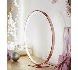 photo   Lampe à poser CIRCLE LED 2 Nickel