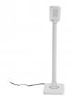 photo Lampe de bureau LED H. 45 cm LOIS blanc mat