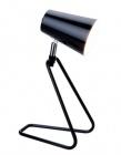 lampe de bureau vick noir