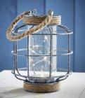 lantern met fil h175 met gris