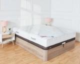 matelas mousse 140x190 cm bultex total protect 2