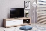meuble tv remo checircne gris/blanc