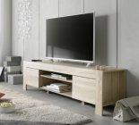 meuble tv theo chene sonoma
