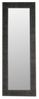 miroir 40x140 volcano noir