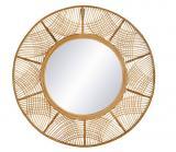miroir d89 cm siena naturel