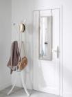 miroir porte 30x90 assortis blanc/noir/gris